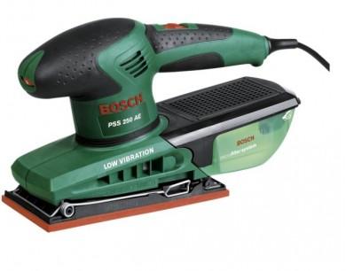 Виброшлайф 250 W Bosch
