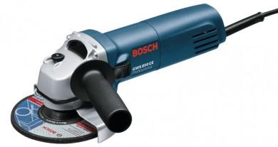 Bosch GWS 850 CE Professional Ъглошлайф ф 125 мм 850 W 2800-11000 оборота 0 601 378 793