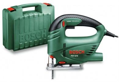 Bosch PST 670 Трион прободен - Зеге 500 W 20 мм 3100 оборота 67 мм в дърво 0 603 3A0 722