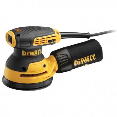 Шлайф ексцентриков DeWALT DWE6423, 280 W