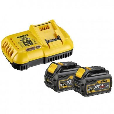 Батерия акумулаторна и зарядно устройство кoмплект DeWalt