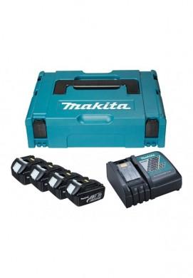 Батерия акумулаторна и зарядно кoмплект Makita