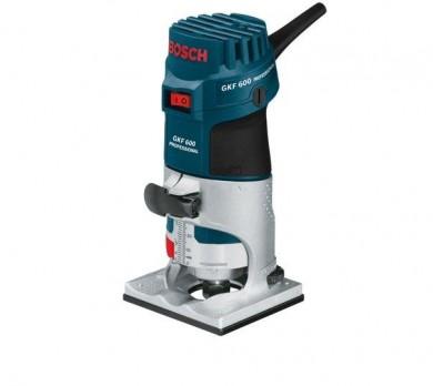 Bosch GKF 600 Professional Фреза кантова 600 W 33000 оборота минута ф 6-8 мм 0 601 60A 100