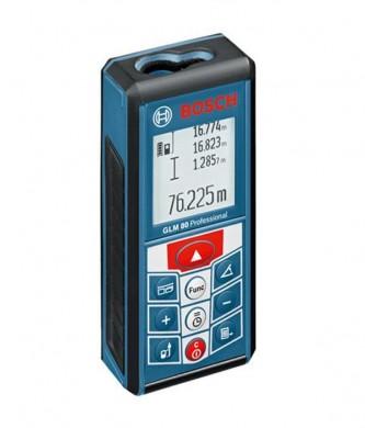 Bosch GLM 80 Professional Ролетка лазерна 0.05-  80.00 м +/-1.5 мм 0 601 072 300