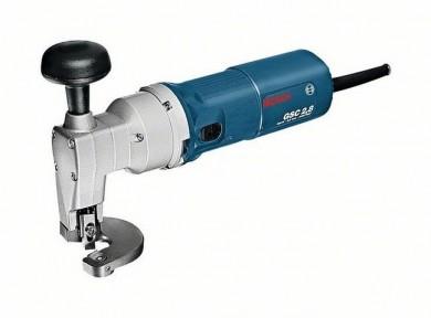 Bosch GSC 28 Professional Ножица за ламарина 500 W 5000 оборота 2.8 мм в мека стомана 0 601 506 108