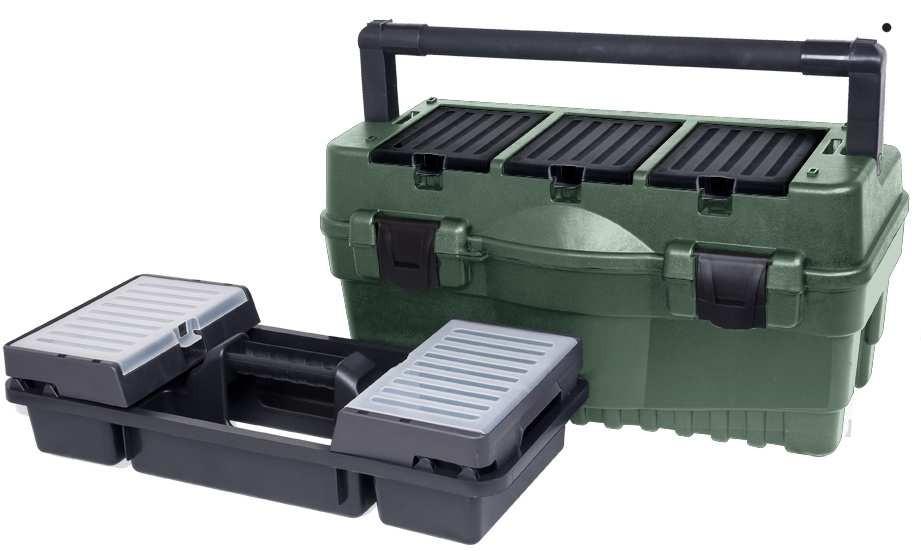 Куфар за рибарски принадлежности модел S Plus 600