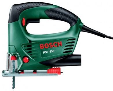 Bosch PST 650 Трион прободен - Зеге 500 W 20 мм 0-3100 оборота 65 мм в дърво 0 603 3A0 720