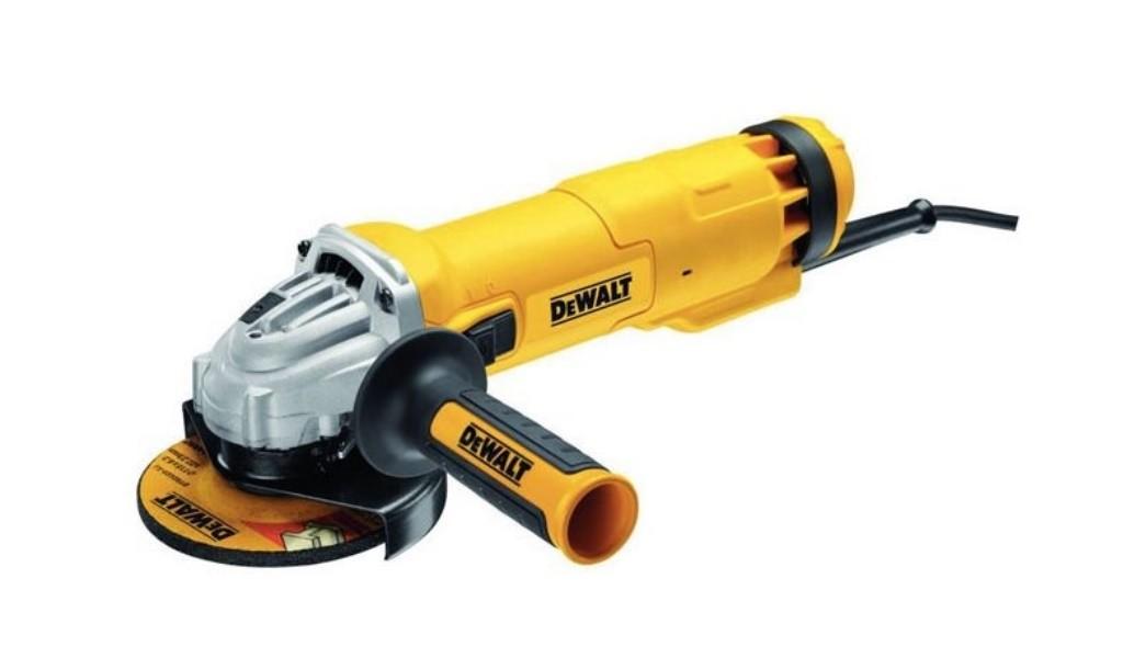 Ъглошлайф ф 125 мм DeWALT DWE4237 1400W, 11500об.