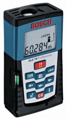 Bosch DLE 70 Ролетка лазерна 0.05-  70.00 м +/-1.5 мм 0 601 016 600