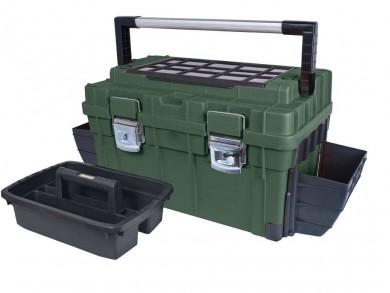 Куфар за рибарски принадлежности модел Trophy Plus 2