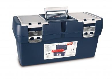 Куфар за инстроменти No17 с 1 допълнителна кутия Tayg