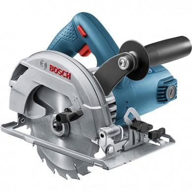 Bosch GKS 600 Professional Циркуляр ръчен 1200 W 5200 оборота диск ф 165 мм 0 601 6A9 020