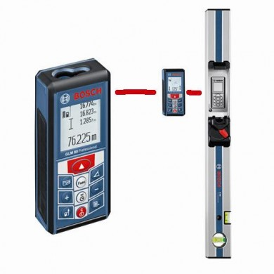 Bosch GLM 80 Professional Ролетка лазерна 0.05-  80.00 м +/1.5 мм GLM 80 + R60 0 601 072 301