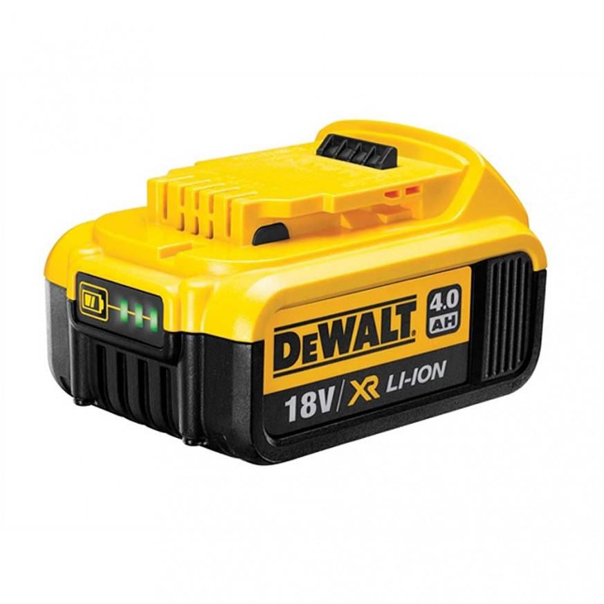 DEWALT DCB182 Батерия акумулаторна Li-Ion 18.0 V, 4.0 Ah DCB182 XR