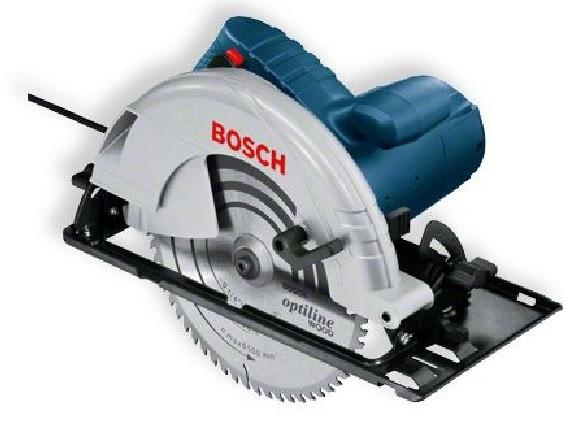 BOSCH GKS 235 Turbo Циркуляр ръчен 2050 W, 5300 оборота, диск ф 235 мм GKS 235 Turbo PROFESSIONA