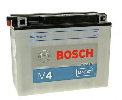 Bosch M4 F45 Акумулатор 12 V  19.0 Ah 0092M4F450