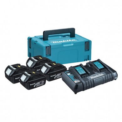 Батерия акумулаторна и зарядно устройство кoмплект Makita