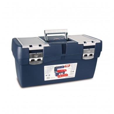 Куфар за инстроменти No18 с 2 допълнителни кутии Tayg