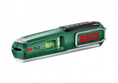 Bosch PLL 5 Нивелир лазерен PLL 5 5 м 1.0 мм / 1 м 0 603 015 020