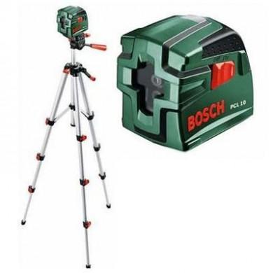 Нивелир лазерен линеен 10.0 м Bosch