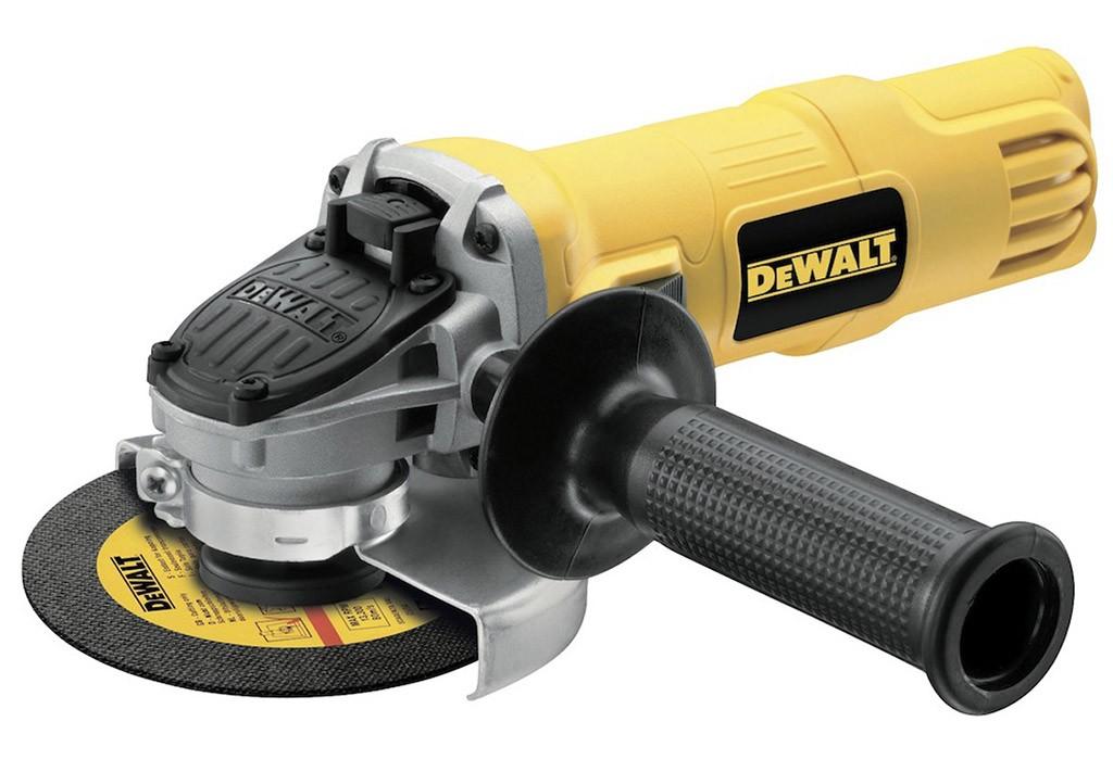 Ъглошлайф ф 115 мм DeWALT DWE4056, 800W, 11800об.