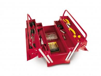 Куфар за инструменти - метален модел 505 Tayg
