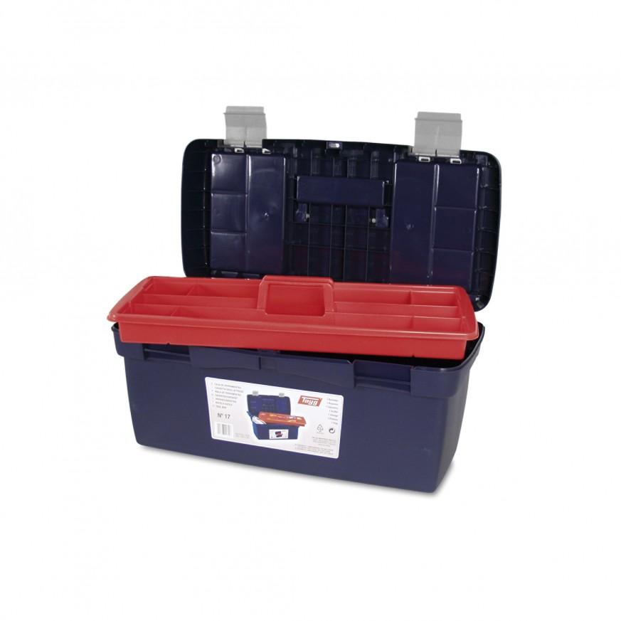 Куфар за инструменти модел 17 с 1 допълнителна кутия
