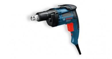 Bosch GSR 6-25 TE Professional Винтоверт електрически за сухо строителство 701 W 0-2500 об. 20 Nm 0 601 445 000