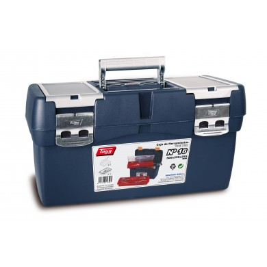 Куфар за инструменти модел 16 с 2 допълнителни кутии Tayg
