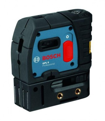 Нивелир лазерен 5-точков 30.0 м Bosch