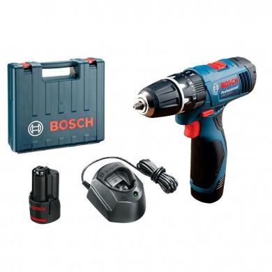 Винтоверт ударен акумулаторен Li-Ion 10.8 V Bosch