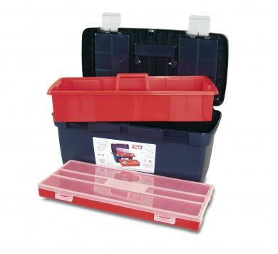 Куфар за инстроменти No19 с 2 допълнителни кутии Tayg