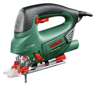 Bosch PST 900 PEL Трион прободен - Зеге 620 W 23 мм 500-3100 оборота 90 мм в дърво 0 603 3A0 220