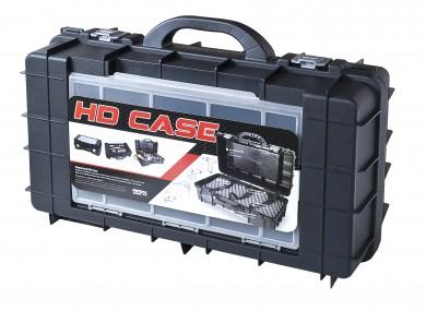 Куфар за инструменти модел HD Case c кутия Powertool черен